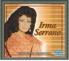 Irma Serrano CD NEW Tesoros De Coleccion BOX SET Con 3 CDs 30 Canciones !