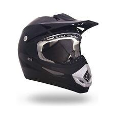 CKX ATV MX OFF ROAD HELMET PLUS SIZE 4XL 4X MOTOCROSS BLACK GLOSS