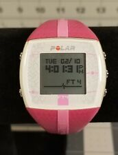 Polar FT4  Heart Rate Watch Monitor New Battery Watch Only Pink #2