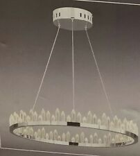 NEXT Crown LED Chandelier / Ceiling Light - NEW (RRP £160)