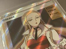 Oleana 191/192 - Sword & Shield Rebel Clash - Ultra Rare Pokemon Card - MINT NEW