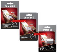 Samsung Evo Plus 32GB 64GB 128GB 256GB Micro SD SDXC Memory Card 100MB/s C10 4K