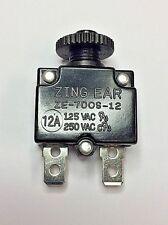 ZE-700S-12A Zing Ear thermal circuit breaker