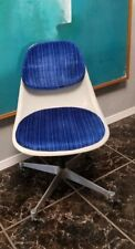 Rare Vintage PSCC-4 Office Chair by Charles & Ray Eames for Herman Miller