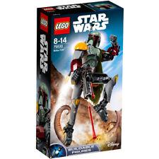 Lego Star Wars Buildable Figures: Boba Fett 75533 NEW