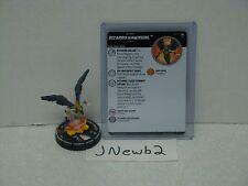 HeroClix DC Joker's Wild 064 Bizarro Hawkgirl Chase!!!!
