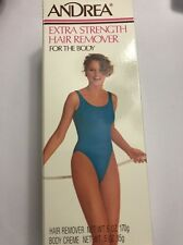 Andrea Hair Remover Extra Strength for Body (for Women). Free Delivery