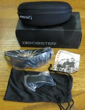 BZOE601 Bobster ZOE Sunglasses Goggles Convertible Anti-Fog Lenses Hard Case NEW
