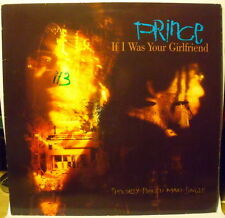 """PRINCE - IF I WAS YOUR GIRLFRIEND - MIX 12"""""""