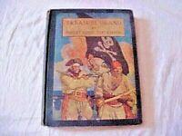Robert Louis Stevenson, N C Wyeth / Treasure Island 1911 Dust jacket