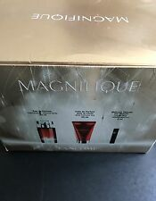 Lancome Magnifique 1.7oz EDP 3 Pcs Gift Set (includes 1.7oz lotion +mascara) NIB