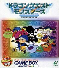 Nintendo GameBoy Color - Dragon Quest Monsters: Terry no Wonderland JAP Modul
