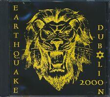 CD Earthquake - Dub Lion 2000