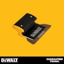 """DEWALT Drywall Skimming Blade 7"""" Finishing Tool Stainless Steel Paint Scraper"""