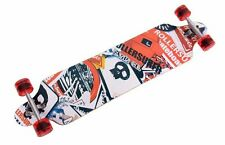 "Professional Longboard Skateboard Cruiser Through downhill Complete-41"" X 9-1/2"""