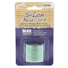 S-LON BEAD CORD FERN 77YD-1/CD
