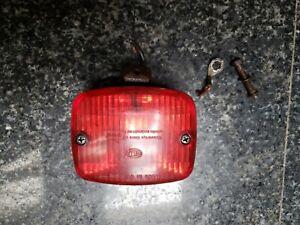 Mercedes 230SL Rear parking light red w113 fog light 250sl 280sl OEM works