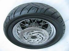 "Harley Davidson 16"" laced spoke Rear Wheel Touring Softail Dyna ??? #9372"