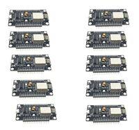10pcs ESP8266 Development Board NodeMCU Lua V3 CH340 IOT Serial Wifi Module