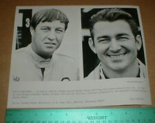 NASCAR Bobby Isaac Bobby Allison 1969 Dodge Mopar Daytona Original Photograph