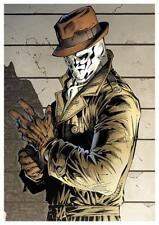Poster Watchmen (A) Rorschach - Formato A3 (42x30 cm)