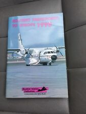 Aviation Book - Military Transports To Europe 1990.