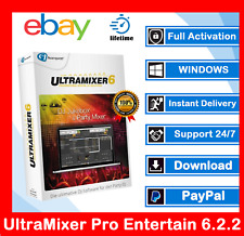 UltraMixer Pro Entertain ™ 6.2.2 🔥 Lifetime Activation 🔥 24H delivery 🔥