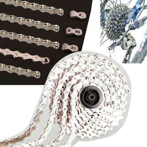 Bike Chain Single 6-7-8-9-10-11 Speed 116 Link Road Bicycle Chain Bike Parts New