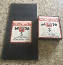 1936-46 Vintage Canadian Monopoly Game Wooden Tokens