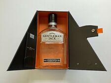 Gentleman Jack Daniels TUXEDO BOX w/ EMPTY England 70 cl 700ml bottle & cap