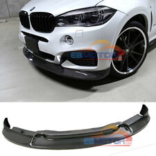 Front Spoilers Wings For Bmw X6 Ebay