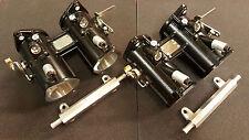45mm twin throttle bodies, race car, kit car, DCOE spacing - includes fuel rails