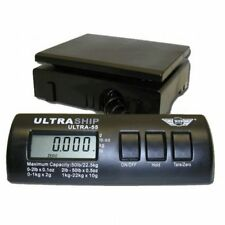 My Weigh Ultraship 55 Lb Digital Shipping Scale