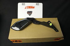 KTM 2016 2017 RC 390 RC390 OEM SIDE REAR VIEW LEFT MIRROR 93512540044 NEW STOCK