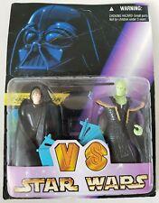 Star Wars Luke Skywalker Prince Xizor Shadows of the Empire bootleg VS figures