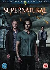 SUPERNATURAL Season 9 DVD NEW 2015 Complete Ninth Season