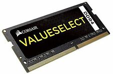 Corsair 4gb 4 GB SODIMM RAM Memory Ddr4 2133 MHz SDRAM Pc4 17000 So-dimm Laptop
