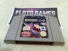 Jeu Lode Runner 3D pour Nintendo 64 N64 PAL Loose - Floto Games