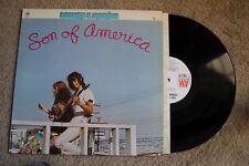 Son Of America Seemon & Marijke Rock Record lp original vinyl album