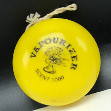 VINTAGE TOURNAMENT YOYO toy yo-yo Vapourizer yellow scent 1000 fan vaporizer usa