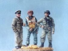 Reheat Models 1/48 US Navy / Marine Pilots Set WWII (3 Figures) [Resin] RH103
