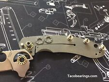 Ceramic ball Bearing For Spyderco Domino, Spyderco Knife accessories
