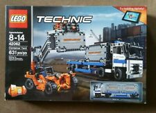 LEGO TECHNIC 42062 Container Yard NISB New & Sealed - OBO