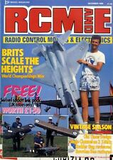 RADIO CONTROL MODELS & ELECTRONICS MAGAZINE 1988 DEC THE BOWDEN BEE 1932