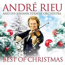 Andre Rieu & His Johann Strauss Orchestra Best of Christmas Audio CD
