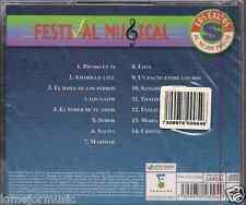 rare CD 90s 80s THALIA Festival Musical MARIMAR el poder de to amor MARIA BARRIO