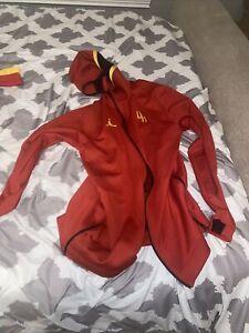 oak hill basketball Jacket Size Large