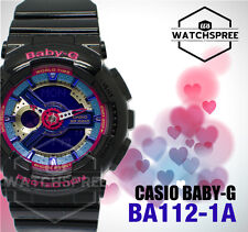 Casio Baby-G New Color for the Popular BA-110 Series Watch BA112-1A