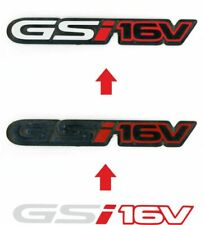 Vauxhall  Opel Astra MK3 Corsa B  Cavalier GSI 16v Badge overlay Decals Stickers
