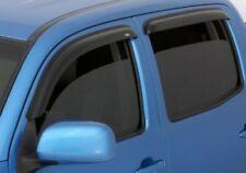 AVS 94383 Tape-On Ventvisor WIndow Deflector Smoke 4Pc 2013-2018 Ford Escape